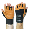Перчатки спортивные Stein Larry GPW-2033 коричневые - фото 1