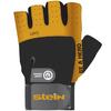 Перчатки спортивные Stein Larry GPW-2033 коричневые - фото 2