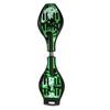 Скейтборд двухколесный (рипстик) RipStik Z-004-К зеленый - фото 1