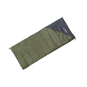 Спальный мешок (спальник) Terra Incognita Campo 300 хаки-серый