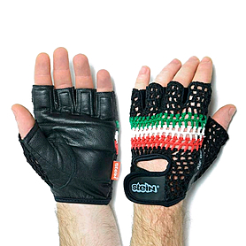 Перчатки спортивные Stein Air Body GPT-2183it черные, размер M