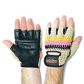 Перчатки спортивные Stein Air Body GPT-2184 черно-бежевые