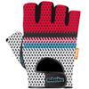 Перчатки спортивные Stein Air Body GPT-2182 черно-красные - фото 2