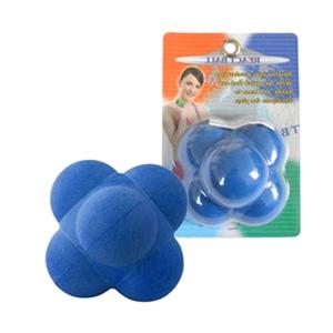 Мяч для тренировки реакции Reaction Ball 7 см Pro Supra