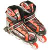 Коньки роликовые раздвижные Kepai F1-S2 красные - фото 2