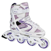 Коньки роликовые раздвижные Tempish Jonker пурпурные - фото 1