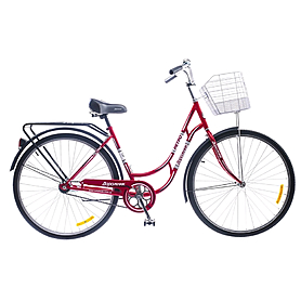 Фото 1 к товару Велосипед городской Дорожник Ретро 14G Velosteel 28