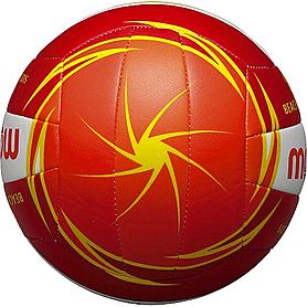 Фото 2 к товару Мяч волейбольный пляжный Molten V5B1500-RO
