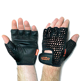 Перчатки спортивные Stein Air Body GPT-2281 черные, размер М