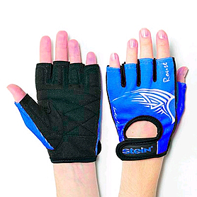 Перчатки спортивные Stein Rouse GLL-2317blue чёрно-синие, размер S