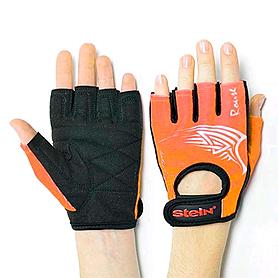 Перчатки спортивные Stein Rouse GLL-2317orange чёрно-оранжевые