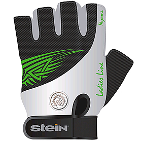 Перчатки спортивные Stein Nyomi GLL-2344 серо-черные, размер S