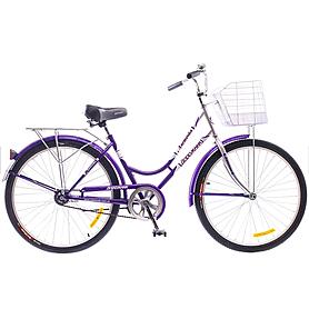 Фото 1 к товару Велосипед городской Дорожник Ласточка 26