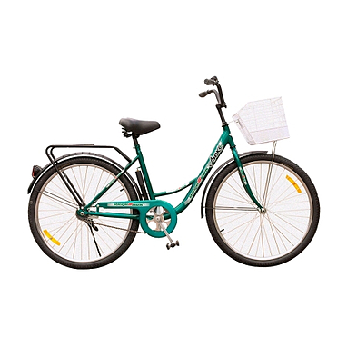 Велосипед городской женский Дорожник Люкс 24