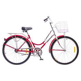 Фото 1 к товару Велосипед городской женский Дорожник Ласточка 26