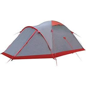 Фото 1 к товару Палатка четырехместная Tramp Mountain 4