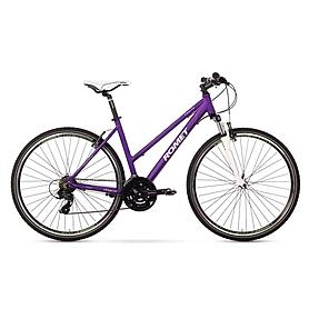 """Велосипед горный женский Romet Orkan 1.0 D 28"""" темно-синий рама - 17"""""""