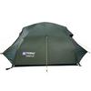 Палатка двухместная Terra Incognita Cresta 2 Alu тёмно-зеленая - фото 2