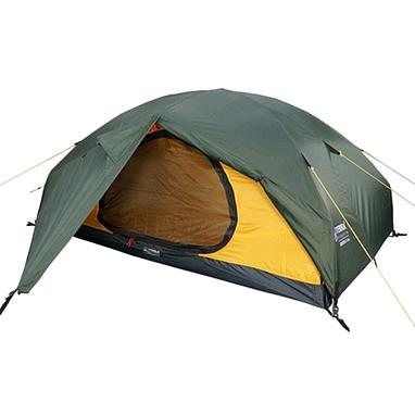 Палатка двухместная Terra Incognita Cresta 2 тёмно-зеленая