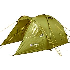 Палатка пятиместная Terra Incognita Oazis 5 песочная