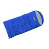 Мешок спальный (спальник) Terra Incognita Asleep 200 JR правый синий - фото 1