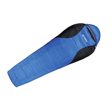 Мешок спальный (спальник) Terra Incognita Pharaon EVO 200 левый сине-черный