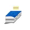 Мешок спальный (спальник) Terra Incognita Pharaon EVO 200 левый сине-черный - фото 4