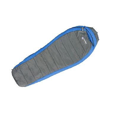 Мешок спальный (спальник) Terra Incognita Termic 1200 левый синий