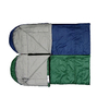 Мешок спальный (спальник) Terra Incognita Asleep 200 JR правый зеленый - фото 2
