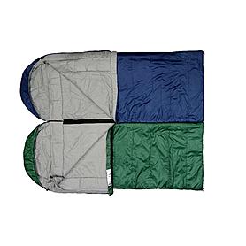 Фото 2 к товару Мешок спальный (спальник) Terra Incognita Asleep 300 JR правый зеленый