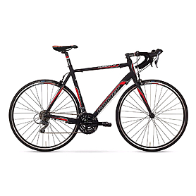 """Велосипед городской Romet Huragan 1.0 28"""" черно-красный рама - 54 см"""