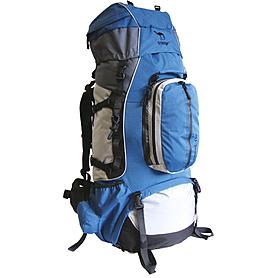 Рюкзак туристический Tramp Camel 110 синий