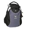 Рюкзак городской Tramp Hike серый с черным - фото 1
