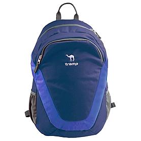 Рюкзак городской Tramp City-22 синий