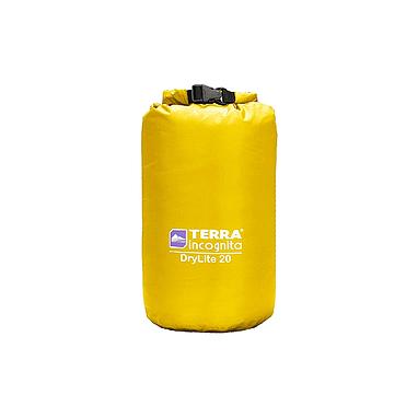 Компрессионный мешок Terra Incognita DryLite 10 желтый