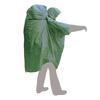 Плащ дождевик Terra Incognita PonchoBag зеленый - фото 1