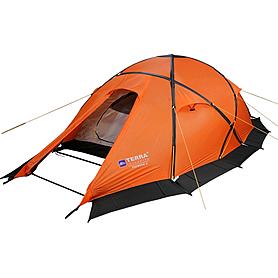 Палатка двухместная Terra Incognita Toprock 2 оранжевая