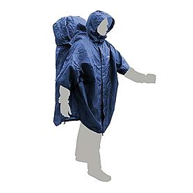 Фото 1 к товару Плащ дождевик Terra Incognita CapeBag синий