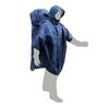 Плащ дождевик Terra Incognita CapeBag синий - фото 1