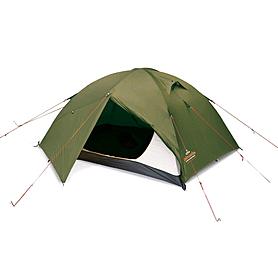 Палатка двухместная Pinguin Gemini 150 Extreme зеленая