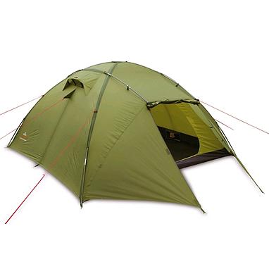 Палатка четырехместная Pinguin Tornado 4 Dural