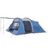 Палатка четырехместная Pinguin Interval 4 синяя - фото 1