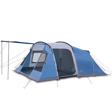 Палатка шестиместная Pinguin Interval 6 синяя