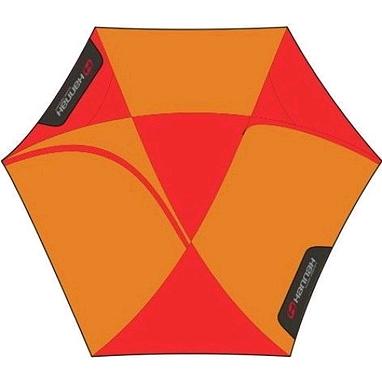 Палатка двухместная Hannah Crag mandarin red/vivid orange