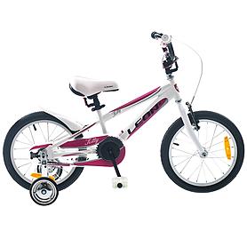 "Велосипед детский Leon Kitty 16"" 2014 белый"