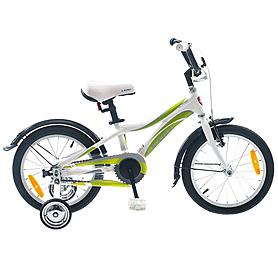 """Велосипед детский Leon Julie 16"""" 2014 белый"""