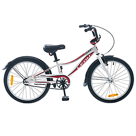 """Велосипед детский Leon Robin 20"""" 2014 белый"""