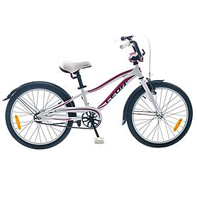 """Велосипед детский Leon Melissa 20"""" 2014 белый"""