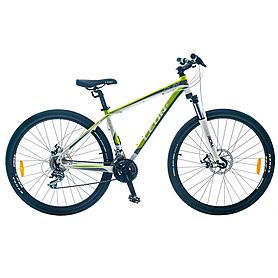 """Велосипед горный Leon TN 80 29"""" 2014 бело-зеленый, рама - 17"""""""