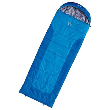 Мешок спальный (спальник) Pinguin Blizzard XL правый синий